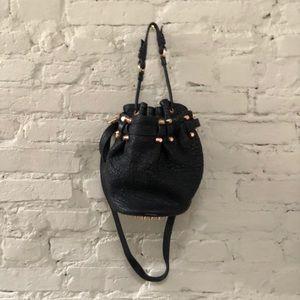 Alexander Wang Studded Diego Bucket Bag